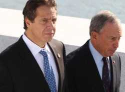 Cuomo and Bloomberg