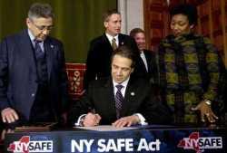 New York gun control