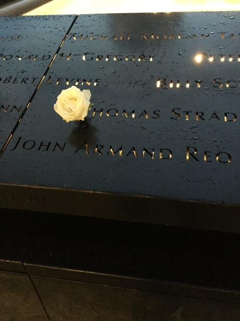 John Armand Reo September 11 Memorial 1.jpg